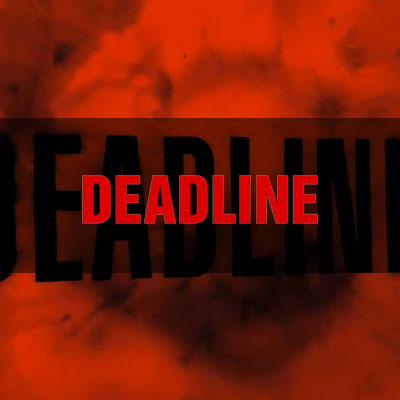Deadline is a short film about America's most popular and incendiary news opinion talk show, 'The Final Word.' (Think The O'Reilly Factor)  Ted Warner, the volatile host of the show, has just booked James McCartney, a man at the center of a political firestorm, to be on his show. As they each try to make their case both men learn that the other may not be what they seem and the film explores how far each side is willing to go in order to win.
